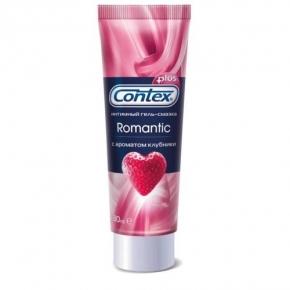 """Ароматная гель-смазка """"CONTEX ROMANTIC"""", 304532"""