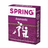 """Презервативы SPRING """"Aromantic"""", 3 шт./уп., 00176"""