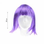 Сиреневый парик каре для перевоплощения в дерзкую леди, 16759625