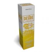 Гель-лубрикант Desire со вкусом и запахом цитрусов, 60 мл, 3203