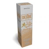 Интимная смазка Desire со вкусом и запахом ванили, 60 мл, 3205