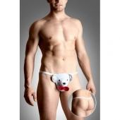 """Прикольные стринги """"Белый медведь"""", 449220"""