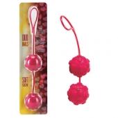 """Вагинальные шарики среднего диаметра """"Dream Toys"""" с дополнительной стимуляцией, 50488"""