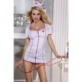 """Ролевой костюм для взрослых """"Медсестра"""", 841012"""