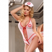 Игривый костюмчик медсестры для ролевых игр, S-L, 841035