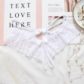 Трусики для мгновенного пробуждения сексуального желания у мужчин, белые, A047