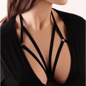 Сексуальный стреп для дам желающих подчеркнуть свою грудь, A059