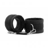 Строгие наручники My rules для сексуальных приключений, чёрные, BA6901-1