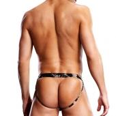 Мужские сексуальные джоки с широкой резинкой, L/XL, BLM012-GRCALXL
