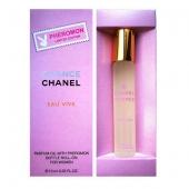 Масляные феромоны Chanel Chance Eau Vive, женские, 10 мл
