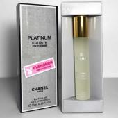 Масляные феромоны для мужчин Chanel Platinum Egoiste, 10 мл