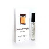 Мужские феромоны Dolce&Gabbana The One men (10 мл)