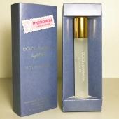 Масляные феромоны D&G Light Blue Pour Homme, 10 мл