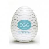 Интересный мастурбатор-яйцо для мужчин Tenga Wavy, EGG-001