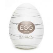 """Яйцо Тенга для мужского удовольствия """"TENGA SILKY"""", EGG-006"""