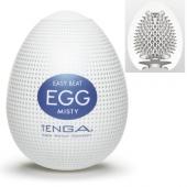 Изумительный мужской мастурбатор в виде яйца Tenga Misty, EGG-009