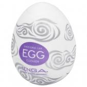Мужской мастурбатор-яйцо Tenga Egg Cloudy, EGG-010