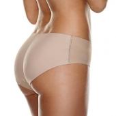 Женские Push-Up трусики телесного цвета, размер L, HC010-NUD-L