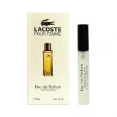 Женские феромоны Lacoste Pour Femme, 10 мл