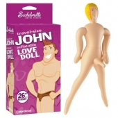 "Мини-кукла для секса ""Белый мужчина"", PD8614-00"