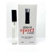 Мужские феромоны Armani Code Sport (10 мл)